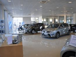 Equipamentos de limpeza industrial Nilfisk Automotivo