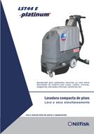 Catalogo da lavadora LST44
