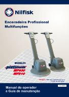 Manual de serviço e peças MF430 - MF510