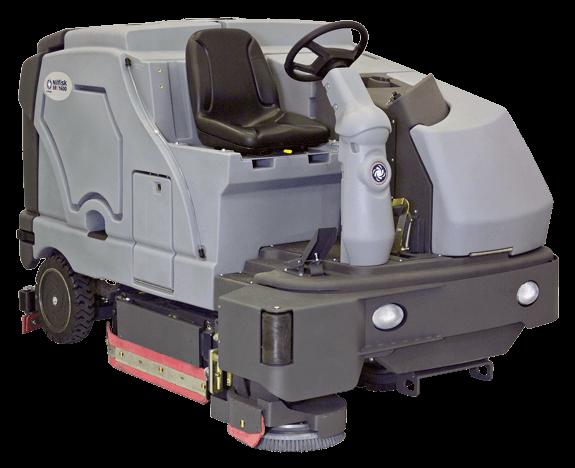 Lavadora de Pisos SC8000-GLP