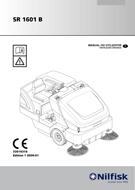 Manual de Serviço da Varredeira Proterra 1601