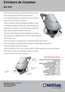 Catalogo da AX410