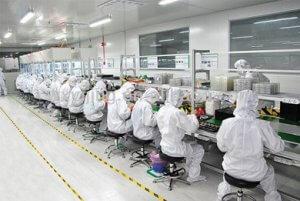 Indústria Eletronica