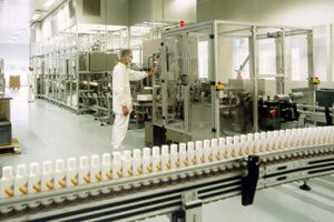 Indústria farmaceutica